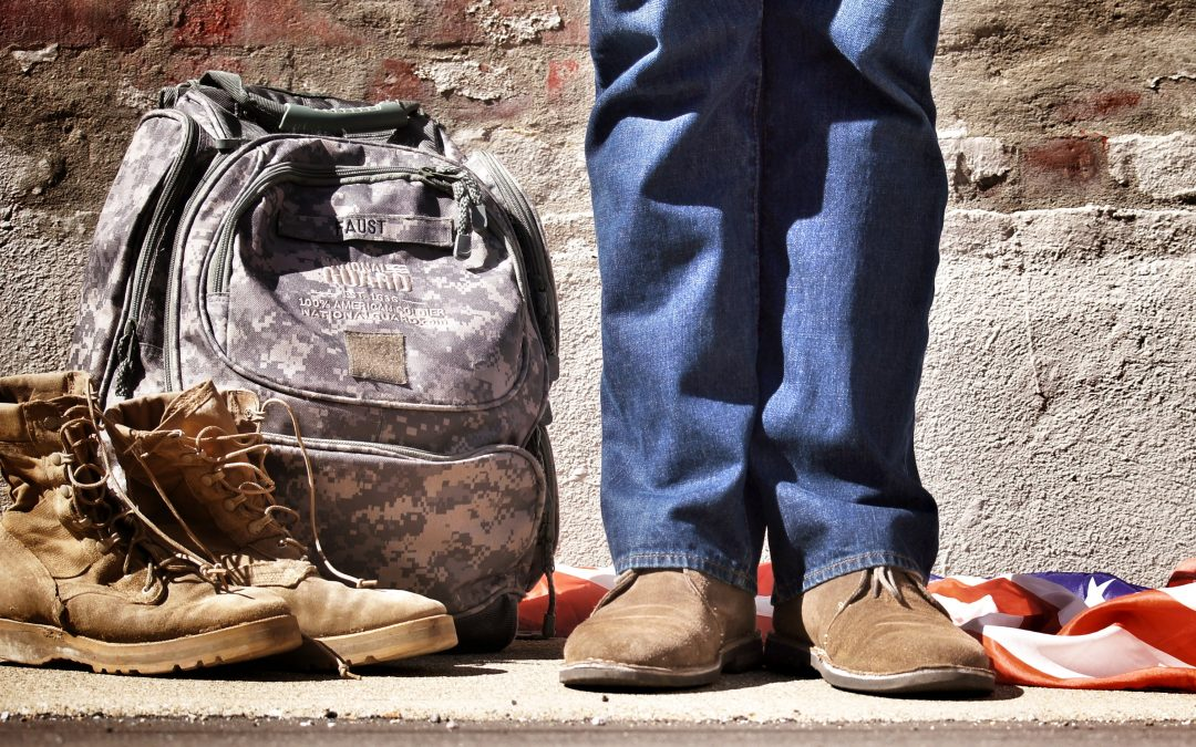 Aging Forward From Foster Care Via Military Service