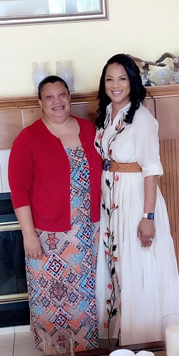 Spring 2021 Foster Parent Visits: Evelyn Terrell